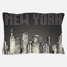 New York City Pillow Case