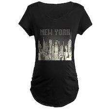 New York City Maternity T-Shirt