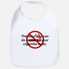 Pick Up Cigarette Butts Bib