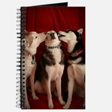 Kissing Huskies Journal