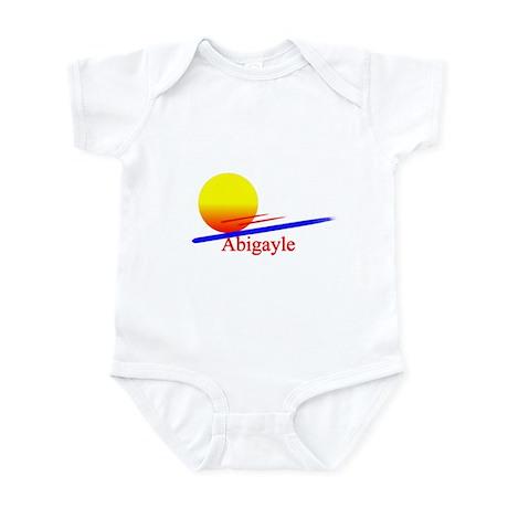 Abigayle Infant Bodysuit