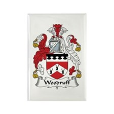 Woodruff Rectangle Magnet