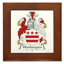 Washington Framed Tile