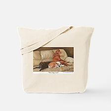 Three Dog Couch a shirt.tif Tote Bag