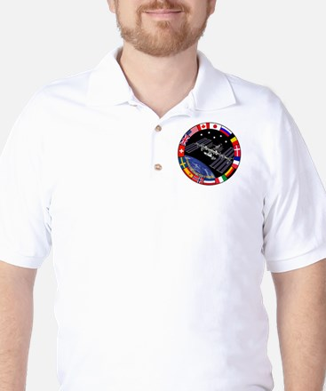 ISS Program Composite Golf Shirt