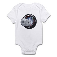 Columbus Module ISS Infant Bodysuit