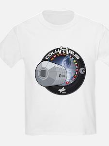Columbus Module ISS T-Shirt