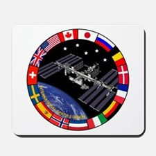 ISS Program Composite Mousepad