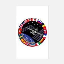 ISS Program Composite Decal