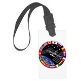 International space station Luggage Tags