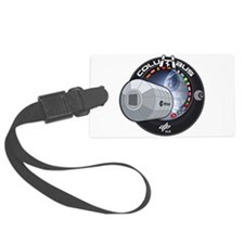 Columbus Module ISS Luggage Tag