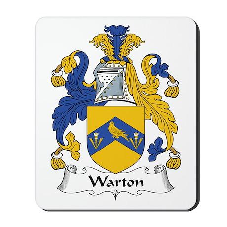 Warton Mousepad