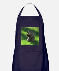 Groundhog Apron (dark)