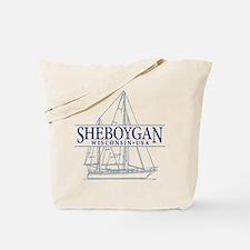 Sheboygan - Tote Bag