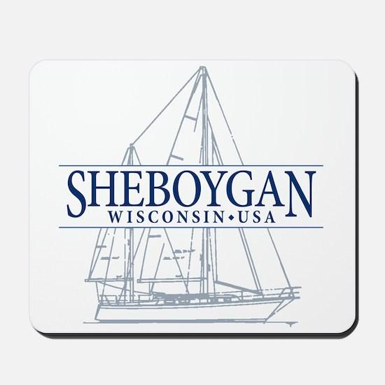 Sheboygan - Mousepad