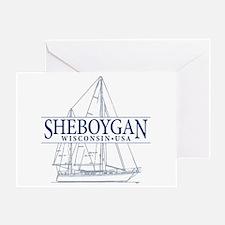Sheboygan - Greeting Card