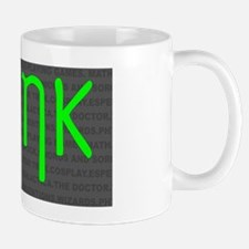 Geek in greek Mug