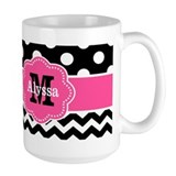 Initials Large Mugs (15 oz)