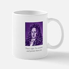 Pretty Leibniz Mug