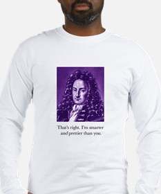 Pretty Leibniz Long Sleeve T-Shirt