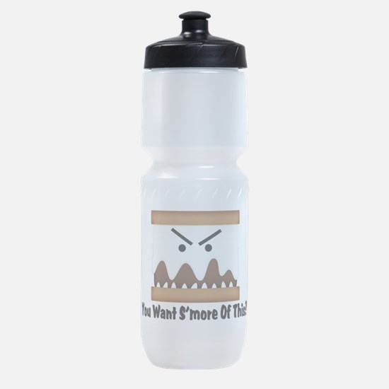 You Want S'more Of This? Sports Bottle