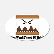 You Want S'more Of This? Wall Decal
