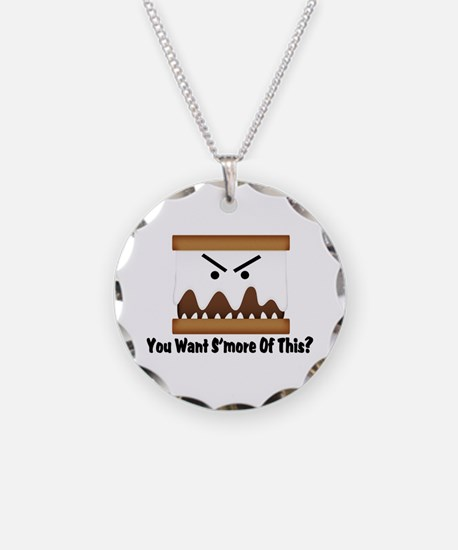 You Want S'more Of This? Necklace