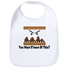 You Want S'more Of This? Bib