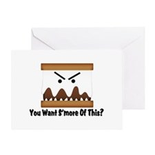 You Want S'more Of This? Greeting Card