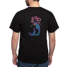 Tribal Mermaid T-Shirt