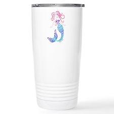 Tribal Mermaid Travel Mug