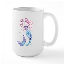 Tribal Mermaid Mugs