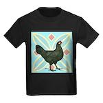 La Fleche Hen Kids Dark T-Shirt