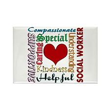 Social Worker Magnets
