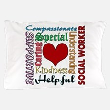 Social Worker Pillow Case