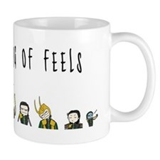of feels Mug