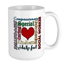 Social Worker Mugs
