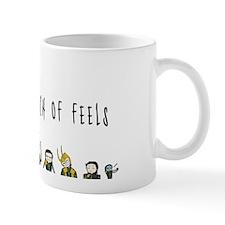 A Whole Bunch of Feels Mug