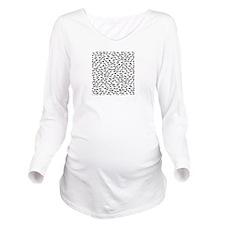 Dachshunds Long Sleeve Maternity T-Shirt