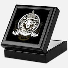 CLOJudah King Lion Keepsake Box