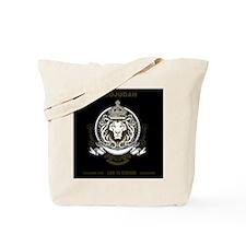 CLOJudah King Lion Tote Bag