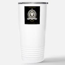CLOJudah King Lion Travel Mug