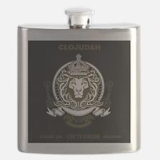 CLOJudah King Lion Flask