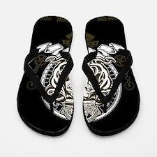 CLOJudah King Lion Flip Flops