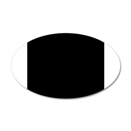black solid color wall sticker by admin cp49789583