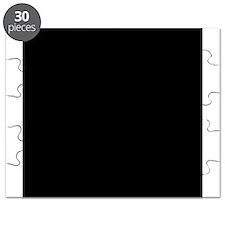 Black solid color Puzzle