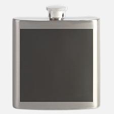 Black solid color Flask