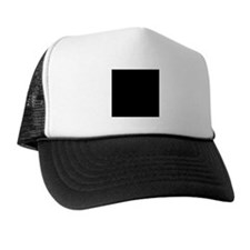 Black solid color Hat