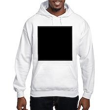 Black solid color Jumper Hoody