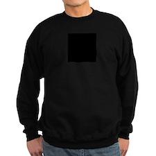 Black solid color Jumper Sweater